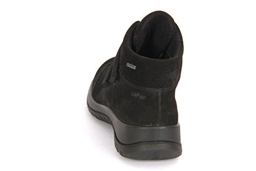 Halb Alte Legero Sneaker Donna Softboot Schwarz q700t15nw