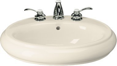 Kohler Revival Bath Sink - Pedestal - K2008-1-97 (Pedestal Revival Sink Bathroom)