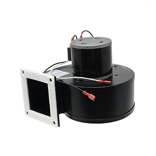 Breckwell Pellet Stove Distribution/Convection Blower A-E-033, A-E-033A, - Convection Blower Stove Pellet