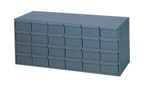 Durham 007-95 Gray Cold Rolled Steel Storage Cabinet, 33-3/4