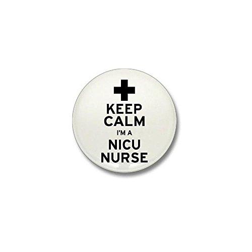 Nurse Mini Button - CafePress Keep Calm NICU Nurse Mini Button 1