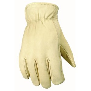 Xl Mens Cowhide Glove - 4