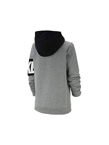 Nike Boys NSW Core Amplify Full Zip Hoodie Kids Bv3649-091