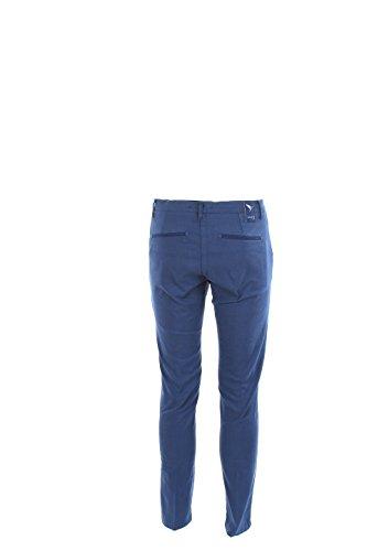 Pantalone Uomo Jey Vi 56 Blu V04ct-tx024 Catania Autunno Inverno 2016/17