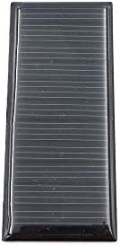 Z.L.FFLZ Mini Solar-Panel 5.5V70MA Solar Panel Polykristalline Silizium-Standard-Epoxy DIY Batterieleistung Lademodul Solarzelle Mini