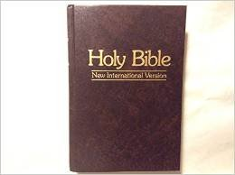 The Holy Bible New International Version Containing The Old Testament And The New Testament