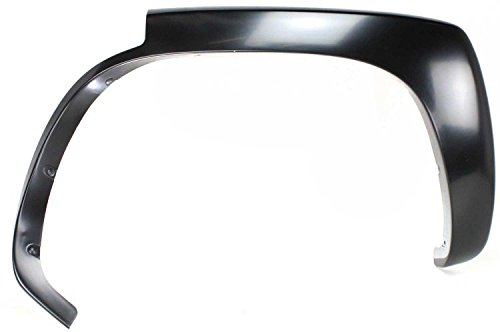 OE Replacement Chevrolet Blazer/Tahoe Rear Driver Side Fender Flare (Partslink Number GM1768105)