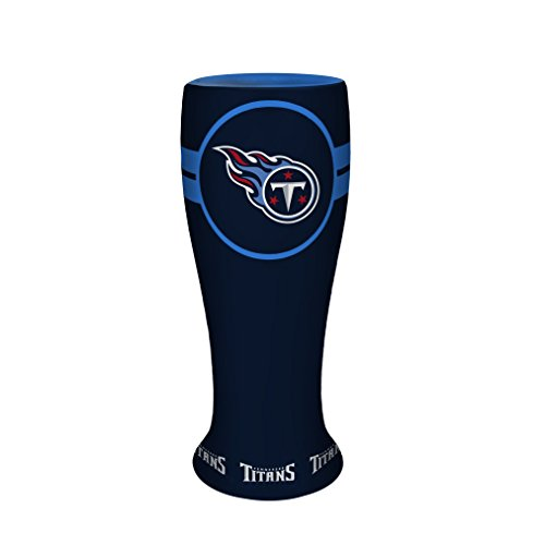 NFL Tennessee Titans Ceramic Collectible Pilsner, 2.5-ounce (Titans Ceramic Tennessee Nfl)