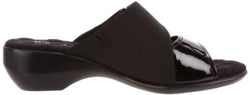 Black Cradles Slide Lila Women's Walking Sandal 8XZBqww