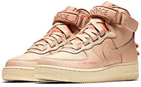 Nike Women's WMNS Air Force 1 High Utility, Particle Beige