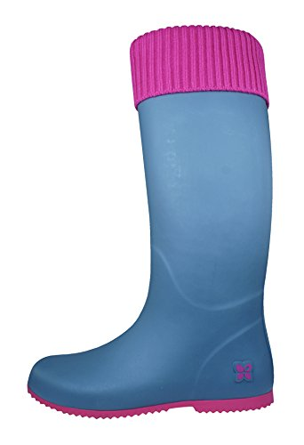Butterfly Twists Windsor Wellies Bottes Wellington pour femmes Grey XLMDO