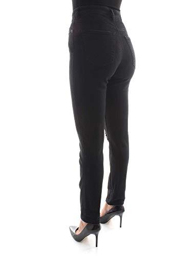 Jeans 084ZN 00SIJ5 Donna Diesel Nero qwx5pCECd