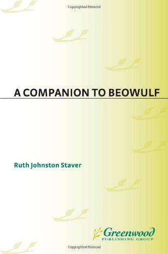 A Companion to Beowulf by Greenwood