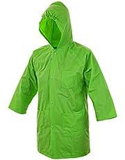CXS FROGY, kinderregenjas, regenjas, groen voor kinderen, kinderregenjas, kinderen (lichaamslengte 90-150 cm)