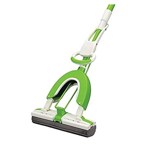 Scotch-Brite Butterfly Plastic Mop and Refill Combo (Green)