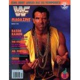 Scott Hall Razor Ramon (WWF WWE Magazine - March 1993) ()