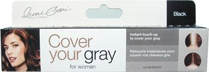 Cover Your Gray Brush In Black (Temporäre Haarfarbe)