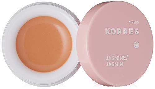 Korres Lip Butter, Jasmine, 0.21 Ounce by KORRES