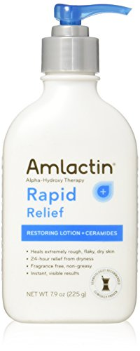 AMLACTIN Alpha-Hydroxy Ceramide Therapy Restoring Lotion, Fragrance Free 7.9 oz