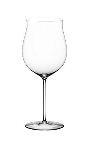 Riedel Superleggero Burgundy Grand Cru Glass, Clear by Riedel