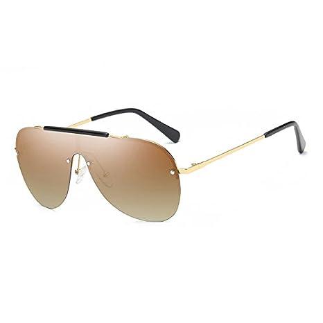 HUBINGRONG Diseñador de Gafas de Sol polarizadas de Moda con 5 Colores Marca de Gafas para