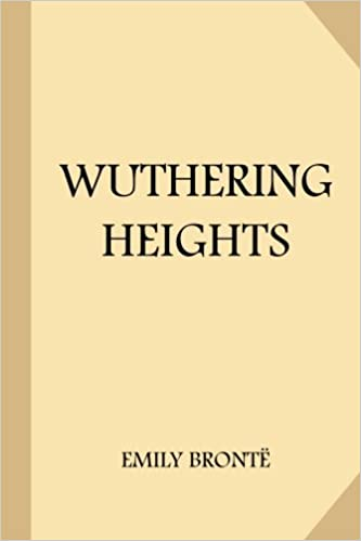 Amazon com: Wuthering Heights (9781975928049): Emily Brontë: Books