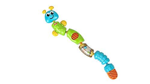 Fisher-Price Brilliant Basics Snap-Lock Caterpillar (Snap Price Fisher)