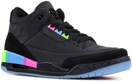 separation shoes 0d508 8ffe6 AIR JORDAN 3 RETRO SE Q54 (GS) 'QUAI54' - AT9194-001: Amazon.com