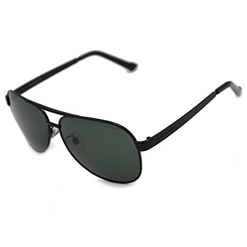 VEITHDIA 3152 High Grade Classic Polarized Aviator Sunglasses 100% UV Protection - Sunglasses Branded