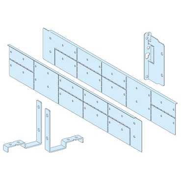 Schneider elec pbt - sys 23 25 - Compartimentación vertical prisma ...