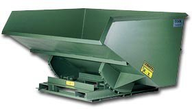 Small Product Image of Jesco Self Dumping Hoppers Large Volume/Low Profile Dumpers Super Heavy Duty