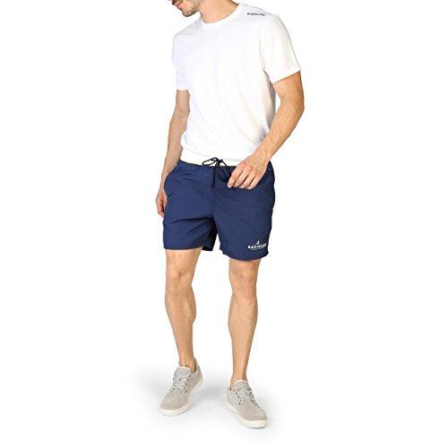 Bleu Plage Buzzao Short Homme de Blanc Navigare Bleu 75AzHq