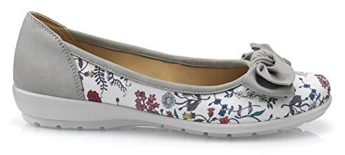 pebble Multicolor Hotter Grey meadow Jewel Floral wzxaq70