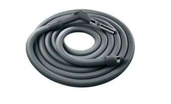 Voltage Low Crushproof Hose - Broan-NuTone CH235 Low Voltage Crush-Proof 30-Foot Central Vacuum Hose With Swivel Handle by Broan