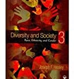 Healey BUNDLE, Diversity and Society, Third Edition + Parrillo, Diversity in America, Third Edition, Parrillo, Vincent N. and Healey, Joseph F., 1412981042