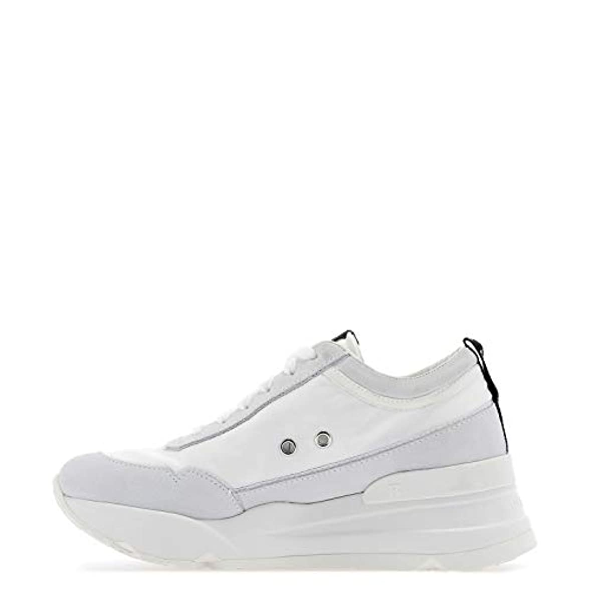 Sneakers Ruco Donna Line 404110330 Bianco Tessuto