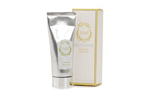 Mistral Verbena French Organic Shea Butter Hand Cream 3.4 oz (100ml) Tube