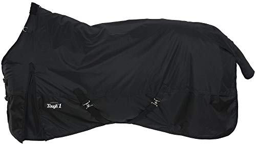 - Tough-1 600 Denier Turnout Blanket 84In Black