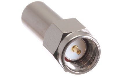 Amazon.com: SMA Male Crimp Connector - RG58, RG141 & LMR-195: Home Audio & Theater