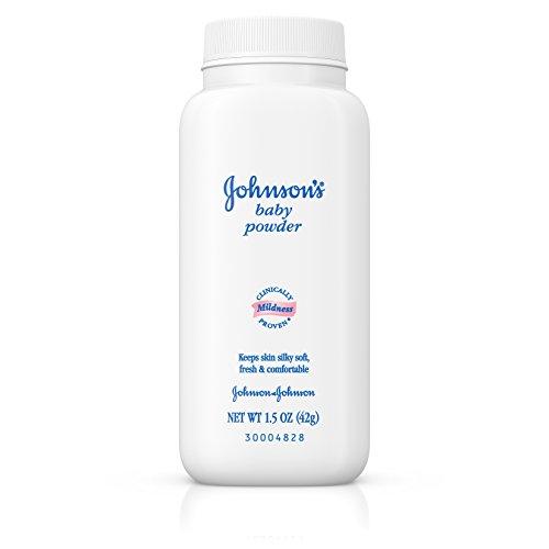 Johnson's Baby Powder, Travel Size, 1.5 Oz.