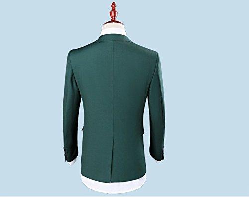 Love Dress Men's Suit 3 Piece Green Men Bestmen Wedding Party Gown 5XL by Love To Dress (Image #2)