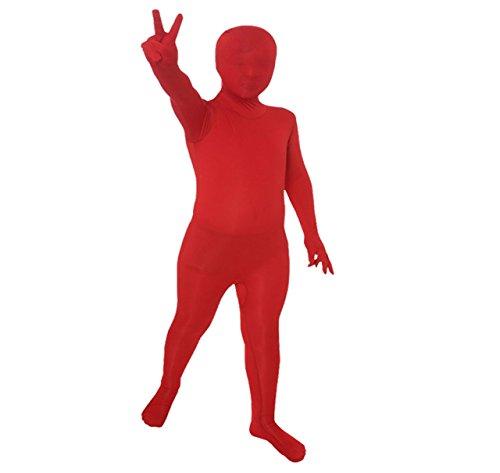Morphsuits For Girls (Rubber Johnnies Mini Skinnys Costume, Kids, Spandex/Lycra, 2 Sizes,)