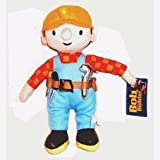 Bob the Builder Plush Doll - 8in Bob The Builder Soft Plush Doll Toy