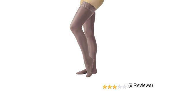 7beec29ec3 Amazon.com: Women's Ultrasheer 30-40 mmHg Thigh High Extra Firm ...