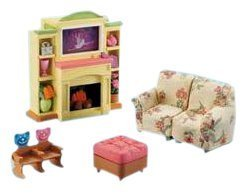 Nice Fisher Price Loving Family Dollhouse Family Room