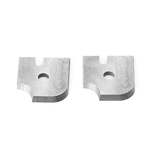 Amana Tool RCK-178 Pair of 6mm R Insert Carbide Replacement