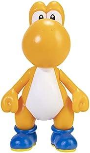 """Boneco Articulado Orange Yoshi, 2.5"""", Super Mario, Ca"""