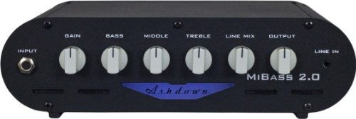 Ashdown MIBASS-2.0-400 Bass Amplifier Head