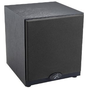 MartinLogan DYN500D Dynamo 500 Subwoofer (Black) by MartinLogan
