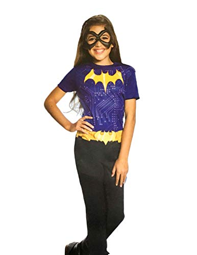 Super Hero Girls – Batgirl Shg Inf, Multicolour (Rubies 630988-S) ()